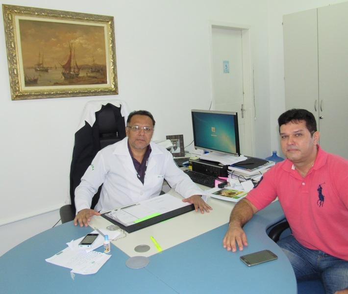 CRO-RO fiscaliza Hospital de Base Dr. Ary Pinheiro