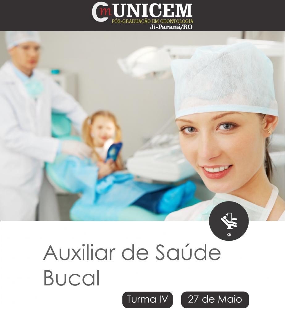 Auxiliar de Saude Bucal