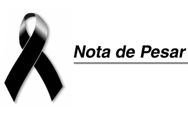 NOTA DE PESAR: CIRURGIÃO-DENTISTA LUIZ FLAVIO LOPES DA SILVA