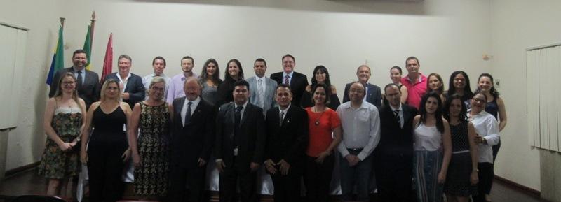 Solenidade de Homenagem e Diplomação em Comemoração ao dia do Cirurgião-Dentista foi realizado na Capital