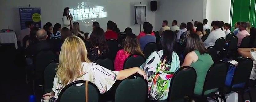 CRO-RO realizou palestra sobre Tomografia Cone Beam em Ji-Paraná