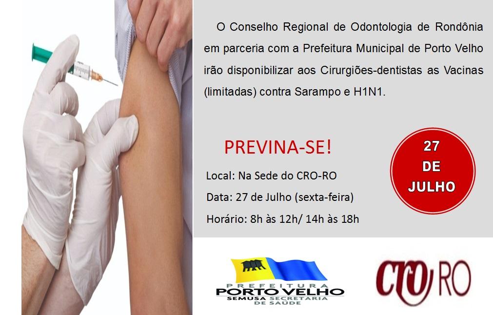 campanha vacinação capital