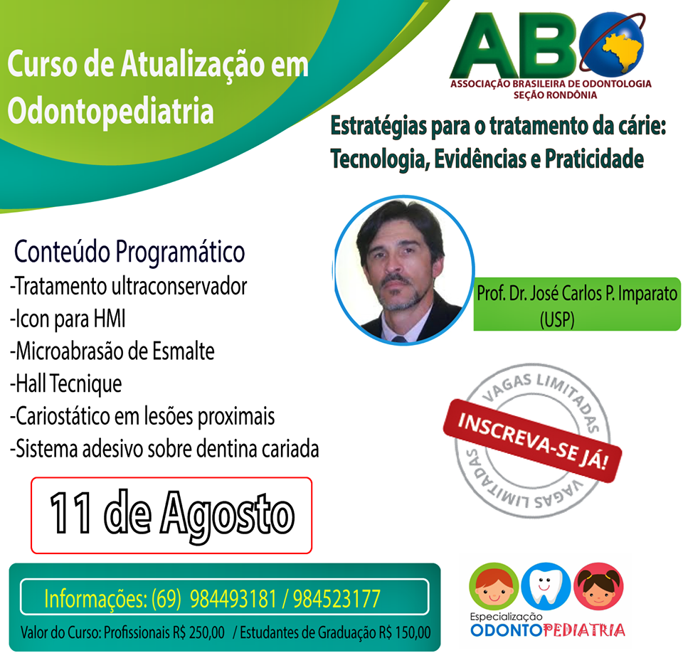 curso odontopediatria abo