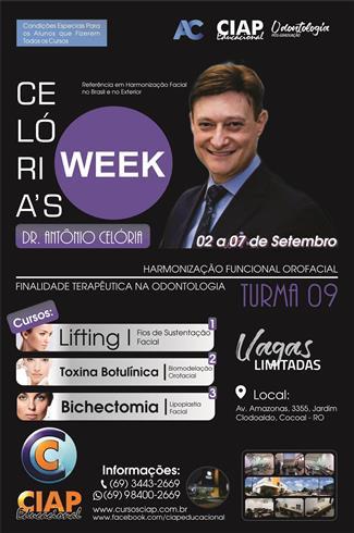 Celoria Week