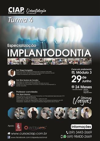 Especializacao Implantodontia