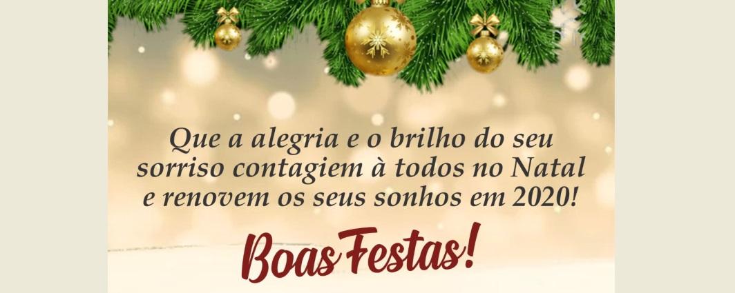 Plenário do CRO-RO deseja Feliz Natal e um Próspero 2020!