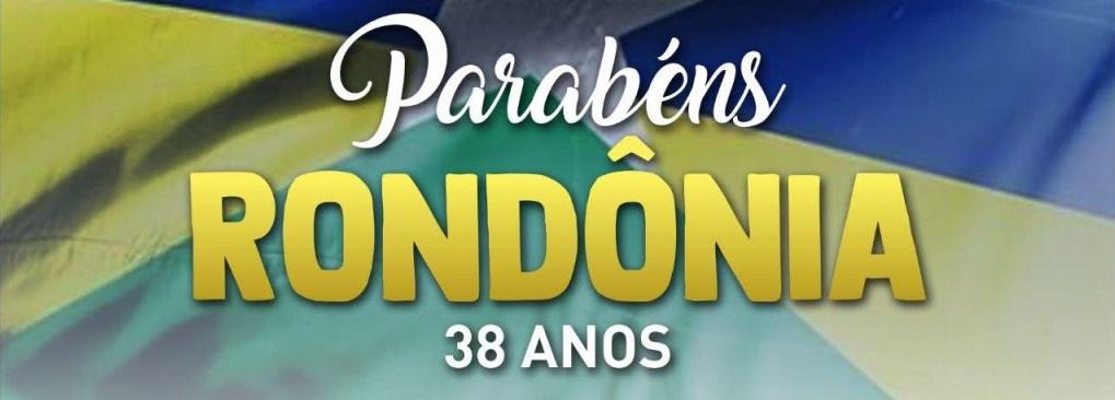 CRO-RO homenageia 38 anos de Instalação do Estado de Rondônia
