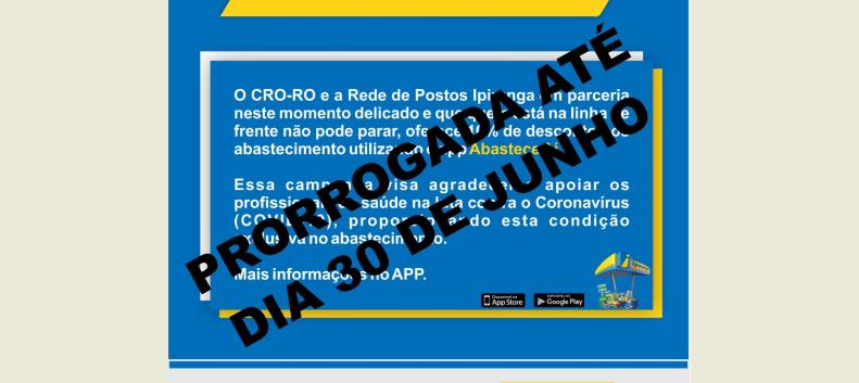 HERÓIS ABASTECIDOS: AÇÃO PRORROGADA ATÉ 30/06