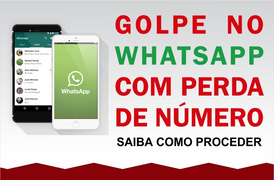 CRO-RO alerta sobre o Golpe no Whatsapp