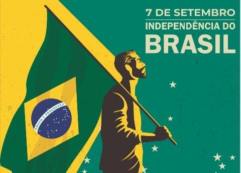 7 de Setembro-Independência do Brasil