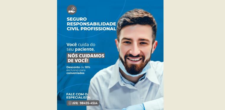 Parceria: Tudo Seguro oferece benefícios e consultoria para classe odontológica de Rondônia
