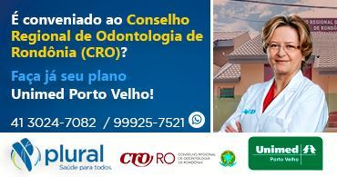 CRO-RO firma parceria com a UNIMED Porto Velho
